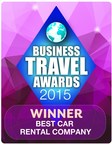 "Judges praise Hertz's ""constant innovation"" at Business Travel Awards 2015"