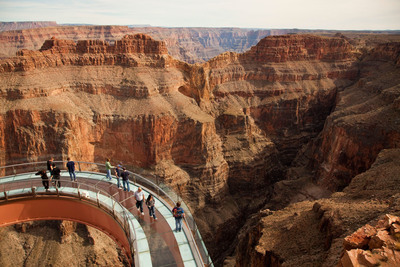 Grand Canyon Skywalk developer wins $28.6 million U.S. District Court Judgment against Hualapai Nation for unpaid management fees 2008-2011.  (PRNewsFoto/GrandCanyonSkywalkFacts.com)
