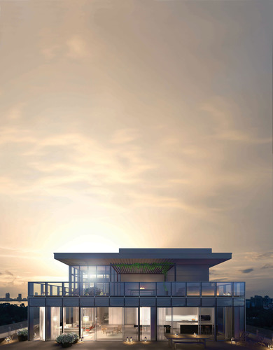 The Residences At The Miami Beach EDITION Is Setting Pricing Records For Pre-construction Sales In South Florida. (PRNewsFoto/The Residences at The Miami Beach EDITION) (PRNewsFoto/THE RESIDENCES AT THE MIAMI  ...)