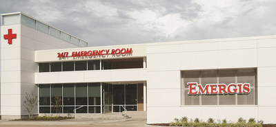 Emergis ER is a new, freestanding emergency room serving Addison, Texas.