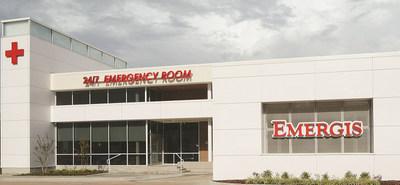 Emergis ER is a new, freestanding emergency room serving Addison, Texas.