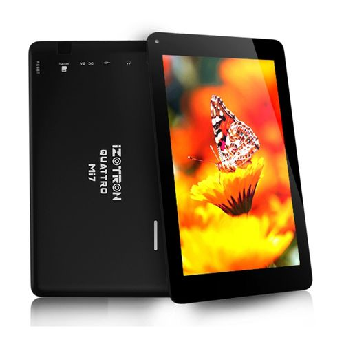 iZOTRON Mi7 Android Lollipop Tablet PC (PRNewsFoto/Nookstore Overseas Pvt Ltd)