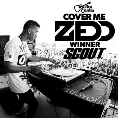 "ZEDD NAMES SCOUT WINNER OF GUITAR CENTER'S COVER MEAND ANNOUNCES SCOUT'S WINNING ""I WANT YOU TO KNOW"" REMIX WILL BE RELEASED SEPTEMBER 4th VIA INTERSCOPE RECORDS"