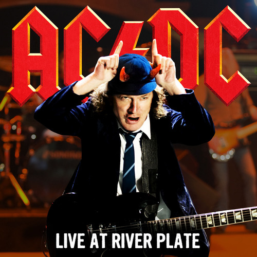 AC/DC Live At River Plate Available November 20.  (PRNewsFoto/Columbia Records)