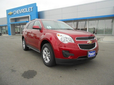 The 2013 Chevy Equinox is one of the most popular Chevy crossovers in Green Bay.  (PRNewsFoto/Broadway Automotive)