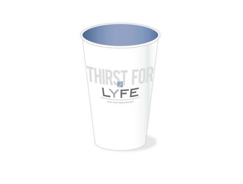 LYFE Kitchen cup.  (PRNewsFoto/LYFE Kitchen, Jessica Crane)