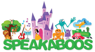 Award-winning Storybook Service, Speakaboos, Premiers iPad App That Inspires A Love Of Reading In Children.  (PRNewsFoto/Speakaboos)