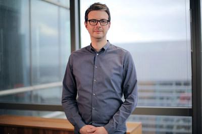 Graham Smith, Deputy Online News Editor Newsweek Europe (PRNewsFoto/Newsweek Europe)