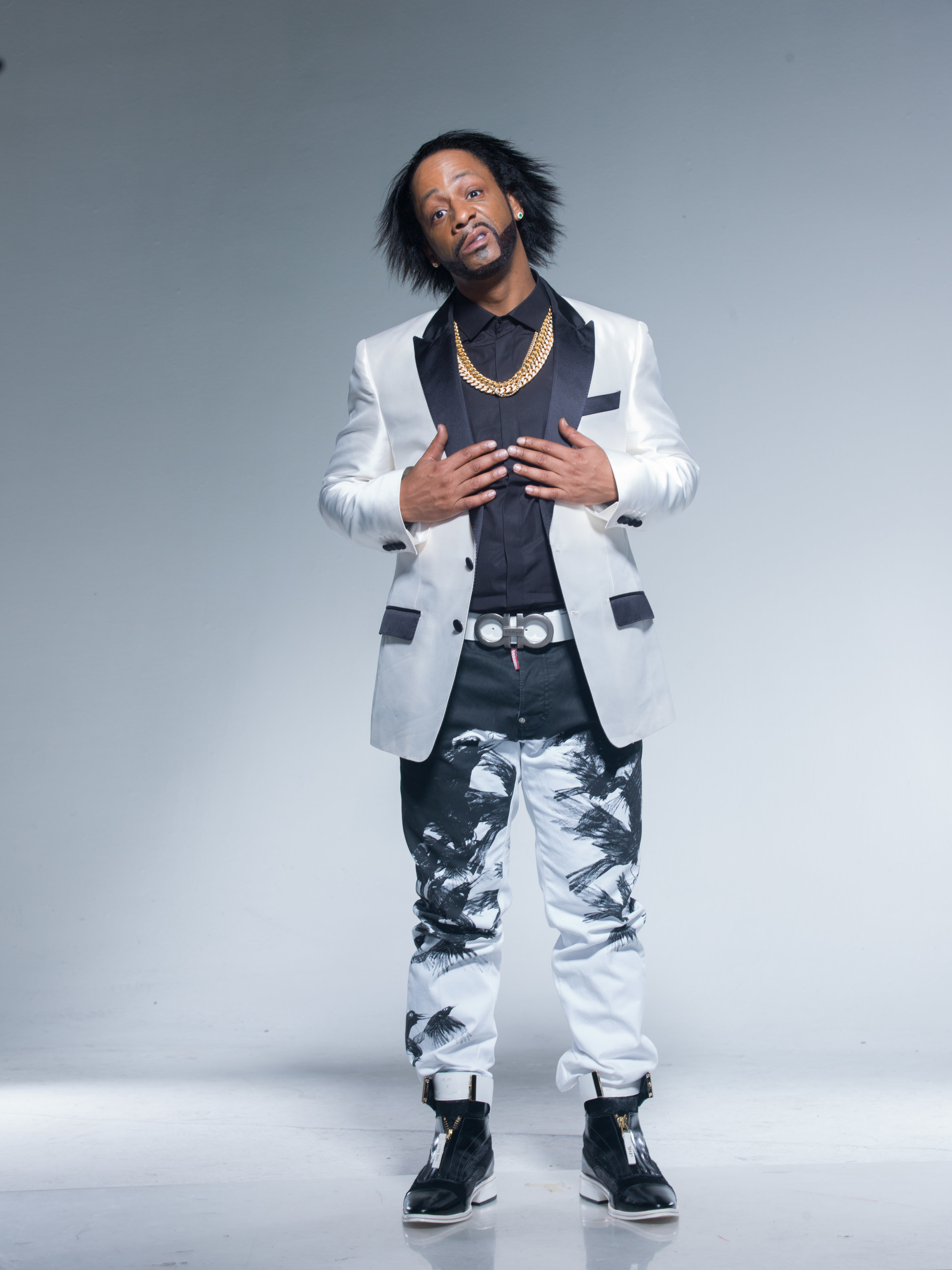 Katt Williams Announces Conspiracy Theory National Tour