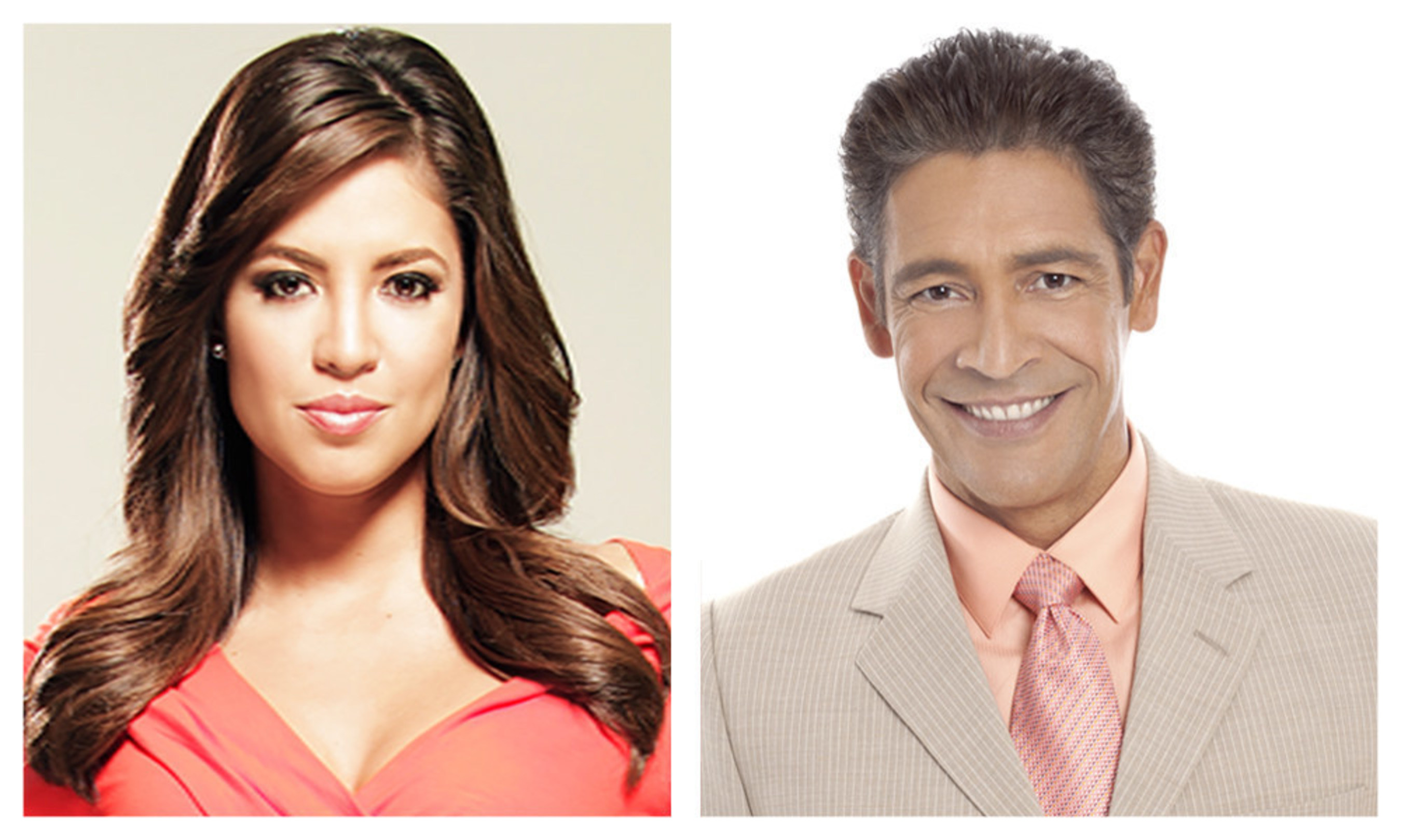 Pamela Silva Conde And Johnny Lozada Announced As Co-Hosts For The 2016 NAMIC Annual Awards Breakfast