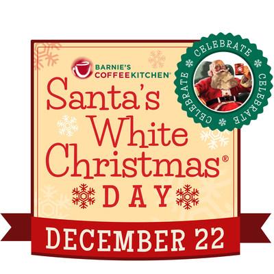 Santa's White Christmas Day, December 22