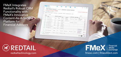 FMeX Integration with Redtail CRM