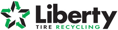 Liberty Tire Recycling.  (PRNewsFoto/Liberty Tire Recycling)