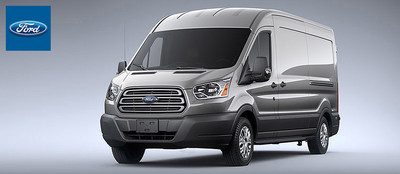 Small business owners will find the flexible, versatile 2015 Ford Transit an incredible commercial cargo or passenger van with a multitude of configurations. (PRNewsFoto/Dahl Ford)