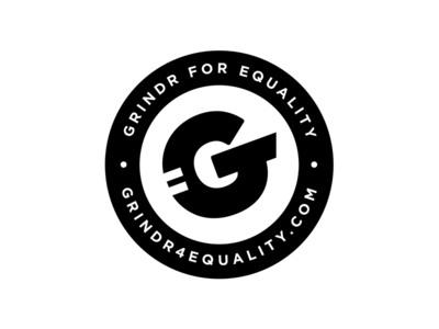 Grindr for Equality Logo.  (PRNewsFoto/Grindr)