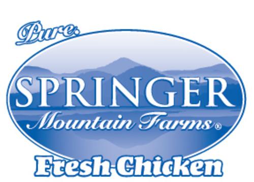 Springer Mountain Farms logo (PRNewsFoto/Dailey & Vincent)