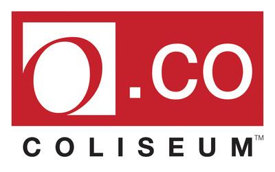 O.co Coliseum Logo.  (PRNewsFoto/Overstock.com, Inc.)