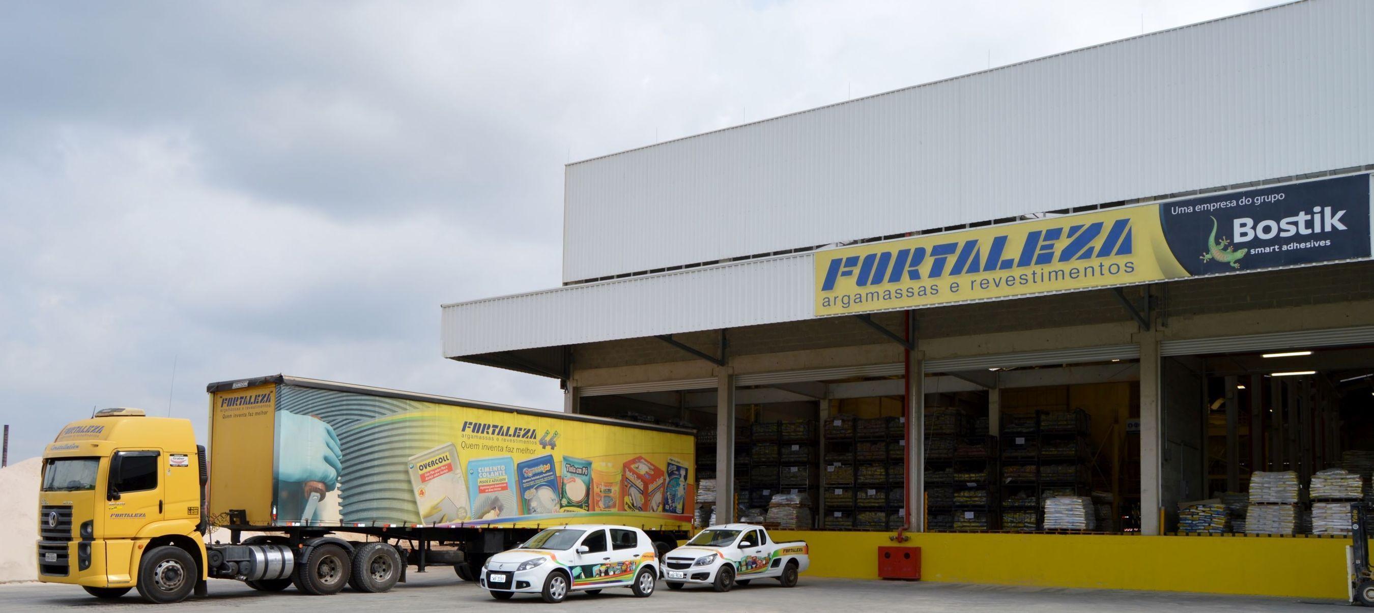 New Bostik powder manufacturing plant at Queimados in Brazil (PRNewsFoto/Bostik)