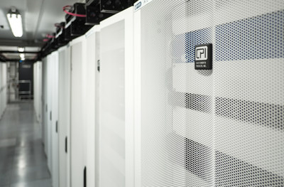 CPI's GF-Series GlobalFrame Cabinets in Menzies Aviation's Communications Room