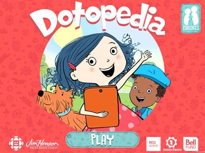 Dotopedia Splash Screen