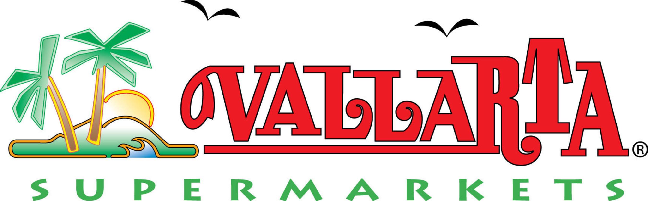Vallarta Supermarkets logo.