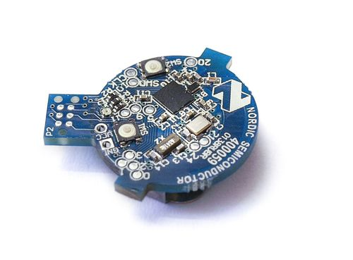 The nRF51822 Beacon Kit allows developers and engineers to develop their own beacon applications ...