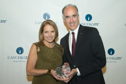Bayer Receives CancerCare Award at 70th Anniversary Celebration Gala (PRNewsFoto/Bayer HealthCare)