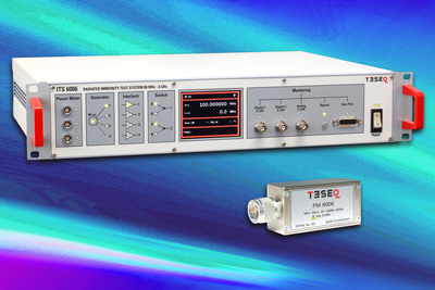 Enhanced ITS 6006 Radiated Test System From Teseq Provides More Flexibility