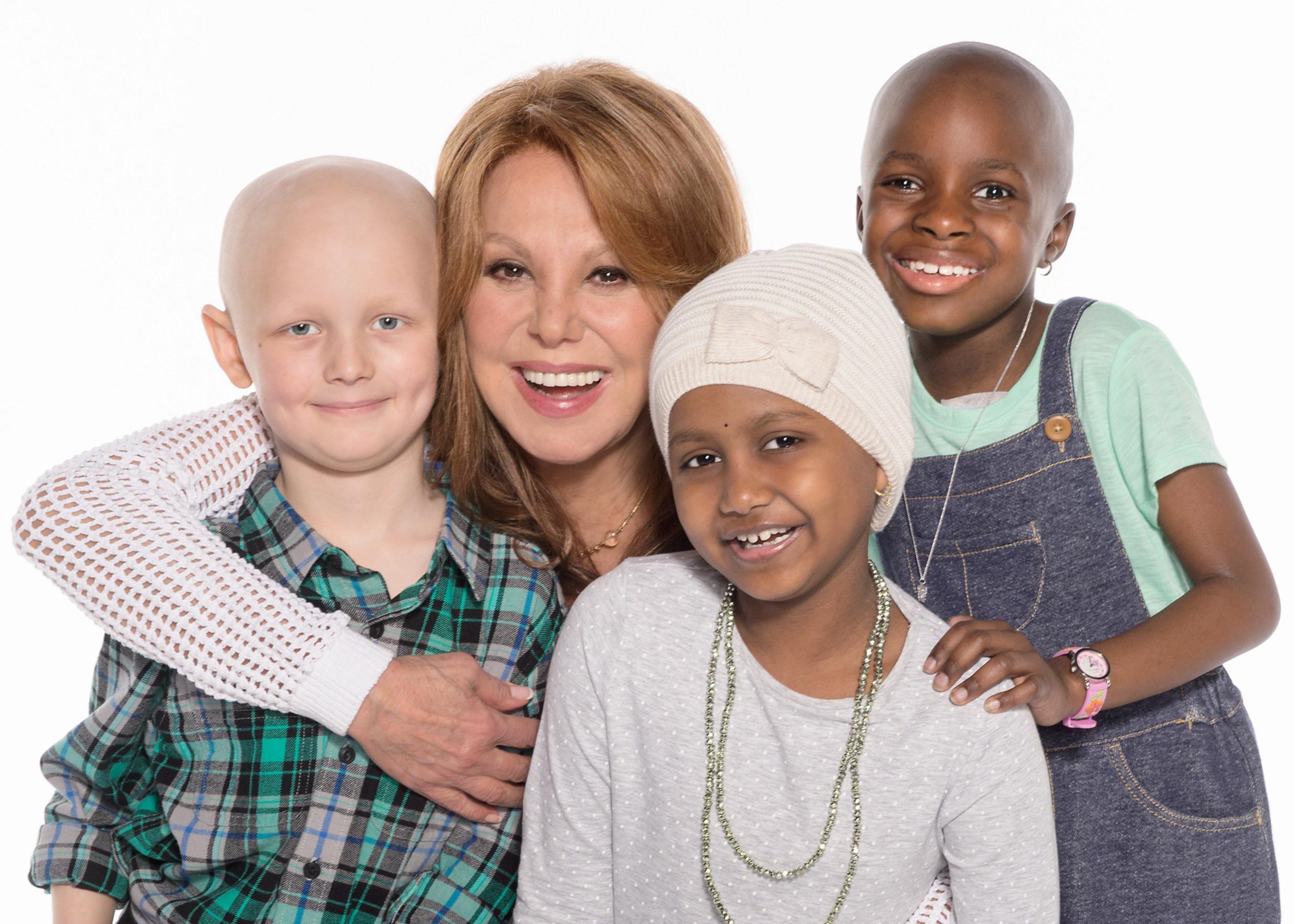 St. Jude Children's Research Hospital® y más de 70 marcas nacionales líderes dan inicio a la