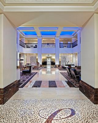 Lexington New York City.  (PRNewsFoto/DiamondRock Hospitality Company and Highgate Hotels, Frank Oudeman)