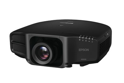 Epson today announced its next-generation Pro G7000-series large venue projectors. With new features including increased brightness, and motorized lenses, the Pro G7000-series delivers up to 8,000 lumens of color brightness and 8,000 lumens of white brightness and features the world's first zero-offset ultra short-throw lens ideal for space constrained venues and digital signage applications.