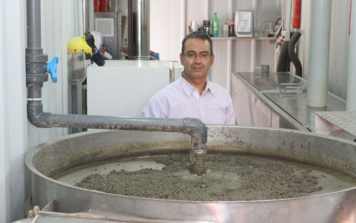 Dr. Raphael Aharon wastewater treatment facility