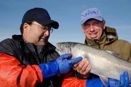 Savor Wild Copper River Salmon in the Off Season
