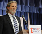 Jeff Bridges, Gov. McDonnell and USDA Sec. Vilsack Join Share Our Strength to Launch Virginia No Kid Hungry Campaign