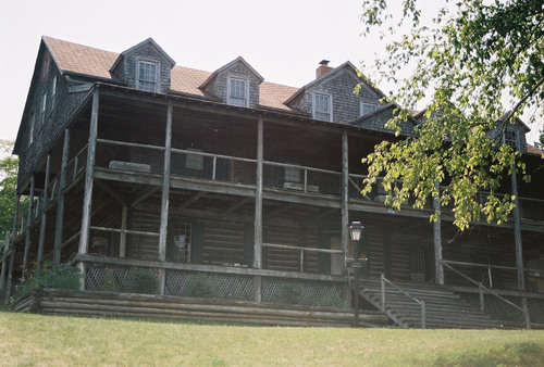Historic Mackinac Island Landmark Begins Transformation