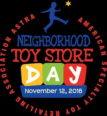 'GOING LOCAL' GIVES BACK: SEVENTH ANNUAL NEIGHBORHOOD TOY STORE DAY CELEBRATES