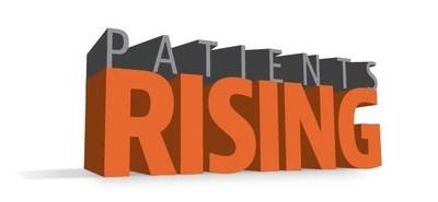 Patients Rising Logo