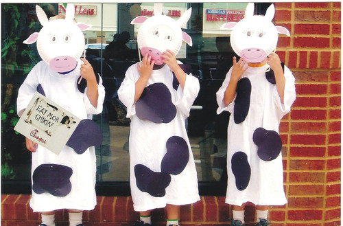 'Herd' the News? Cow Appreciation Day is Just a Moo-nth Away!