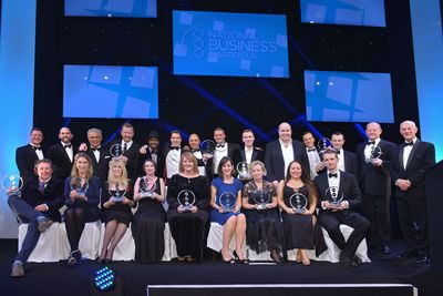 National Business Awards Open for Entries
