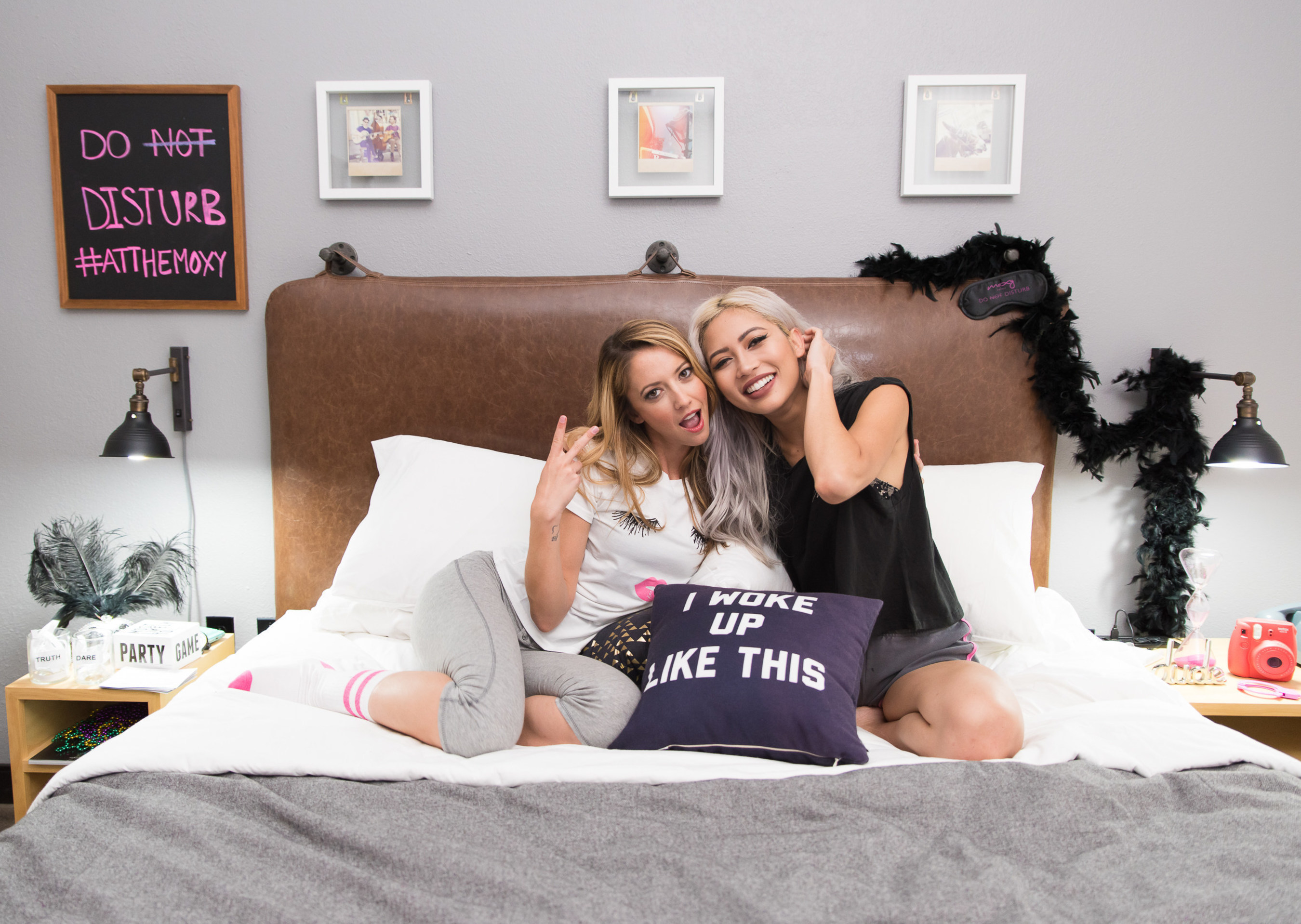 """Moxy Hotels Premieres Second Season Of Original Web Series """"Do Not Disturb"""" Hosted By Comedian Taryn Southern"""