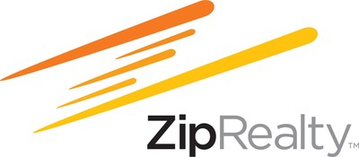 ZipRealty logo (PRNewsFoto/Realogy Holdings Corp.)