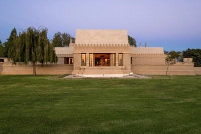 Frank Lloyd Wright's Iconic Hollyhock House (Joshua White / jwpictures.com)
