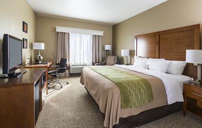 Comfort Inn, Midland, TX