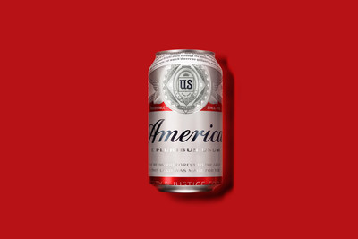 A portion of each Budweiser American can or bottle will be donated to Folds of Honor throughout the week