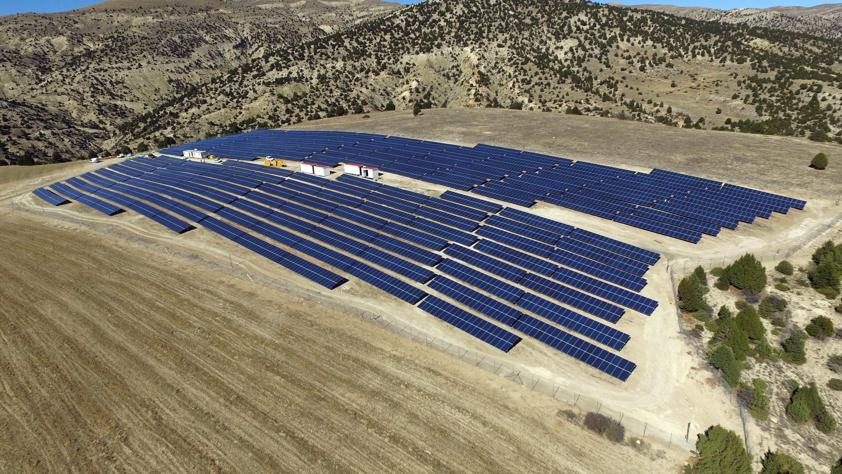 ET Solar conecta los primeros dos proyectos PV en Turquía