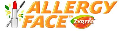 ZYRTEC(R) ALLERGY FACE(TM).  (PRNewsFoto/McNeil Consumer Healthcare)