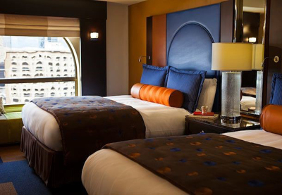 This spring, the Renaissance Phoenix Downtown Hotel is expected to host and/or sponsor a number of exciting Phoenix events that will surely get visitors excited. Renaissance encourages foodies and music lovers to check out Devoured Food + Wine Classic and McDowell Mountain Music Festival and then enjoy the comfort and convenience of the downtown Phoenix hotel. For information, visit www.marriott.com/PHXBD or call 1-602-333-0000.  (PRNewsFoto/Renaissance Phoenix Downtown Hotel)