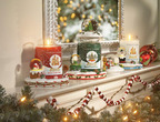Yankee Candle(R) Limited Edition Snow Globes Collection.  (PRNewsFoto/The Yankee Candle Company, Inc.)