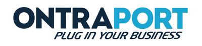 ONTRAPORT logo.