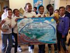 Water Replenishment District Officials & Local Students Celebrate